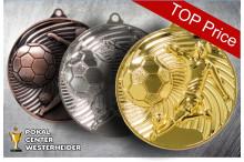 Fussball Medaillen ST9186