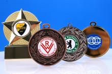 Vereinseigene Embleme 25mm