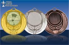 Badminton Medaillen ''Grande'' ST9185-60031