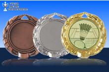 Badminton Medaillen ''Hero'' ST9265-60031