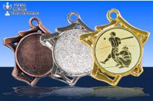 Baseball Medaillen ''Tricoli'' ST9221-60037