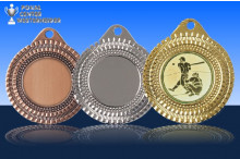 Baseball Medaillen ''Sportivo'' ST9287-60037