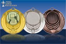 Basketball Medaillen ''Grande'' ST9185-60049