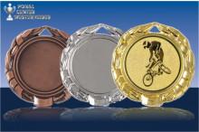 BMX-RAD Medaillen ''Hero'' ST9265-60883