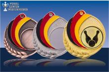 Medaillen Bowling ''Germany'' ST9218-60091