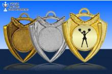 Medaillen Cheerleader ''Magic'' ST9166-88700