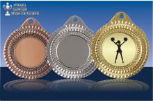 Cheerleader Medaillen ''Sportivo'' ST9287-00978