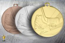 Medaillen Eishockey ''Powerplay'' BD112L