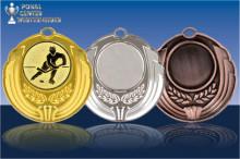 Eishockey Medaillen ''Grande'' ST9185-B99