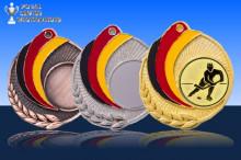 Medaillen Eishockey ''Germany'' ST9218-B99