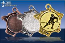 Eishockey Medaillen ''Tricoli'' ST9221-B99