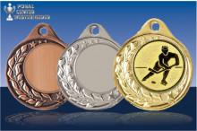 Eishockey Medaillen Halbranke ST9283-B99