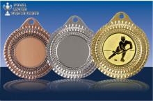 Eishockey Medaillen ''Sportivo'' ST9287-B99