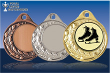 Eiskunstlauf Medaillen Halbranke ST9283-60169
