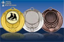 Eiskunstlauf Medaillen ''Grande'' ST9185-60169