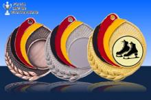 Medaillen Eiskunstlaufen ''Germany'' ST9218-60169