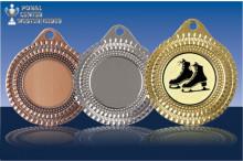 Eiskunstlauf Medaillen ''Sportivo'' ST9287-60169