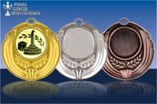 Eisstockschiessen Medaillen ''Grande'' ST9185-60187