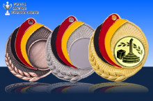 Medaillen Eisstockschiessen ''Germany'' ST9218-60187