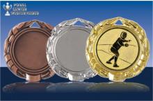 Medaillen Fechten ''Hero'' ST9265-60217