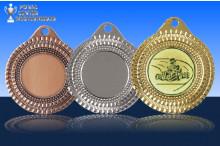 Kart Medaillen ''Sportivo'' ST9287-60307