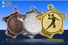 Handball Medaillen ''Tricoli'' ST9221-60343