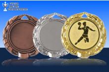 Handball Medaillen ''Hero'' ST9265-60343