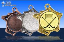 Hockey Medaillen ''Tricoli'' ST9221-60361