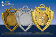 Medaillen Ju-Jutsu ''Magic'' ST9166-64053