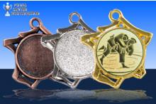 Judo Medaillen ''Tricoli'' ST9221-60475
