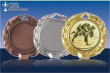 Judo Medaillen ''Hero'' ST9265-60475