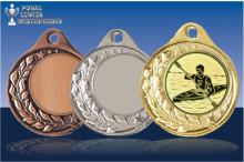 Kanu Medaillen Halbranke ST9283-61411