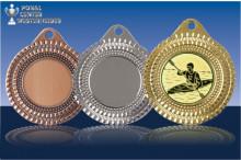 Kanu Medaillen ''Sportivo'' ST9287-61411