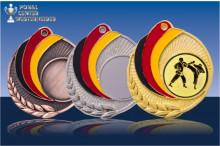 Medaillen Karate ''Germany'' ST9218-60505