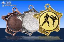 Karate Medaillen ''Tricoli'' ST9221-60505