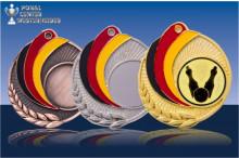 Medaillen Kegeln ''Germany'' ST9218-60541