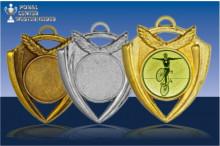 Medaillen Kunstrad ''Magic'' ST9166-60877