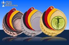 Medaillen Kunstrad ''Germany'' ST9218-60877