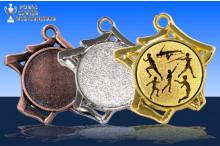 Leichtathletik Medaillen ''Tricoli'' ST9221-60625
