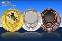 Motocross Medaillen ''Grande'' ST9185-60709