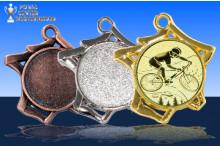 Mountainbike Medaillen ''Tricoli'' ST9221-60763