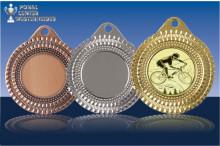 Mountainbike Medaillen ''Sportivo'' ST9287-60763