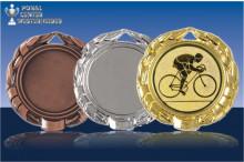 Rennrad Radsport Medaillen ''Hero'' ST9265-60871