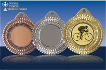 Rennrad Medaillen ''Sportivo'' ST9287-60871