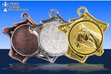 Reiter Medaillen ''Tricoli'' ST9221-60919