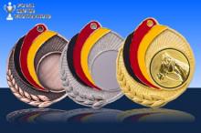 Medaillen Reiten ''Germany'' ST9218-60919