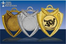 Medaillen Ringen ''Magic'' ST9166-60955