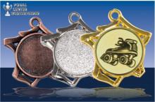 Rollkunstlauf Medaillen ''Tricoli'' ST9221-60973