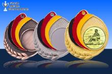 Medaillen Rudern ''Germany'' ST9218-60979
