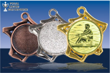 Ruder Medaillen ''Tricoli'' ST9221-60979